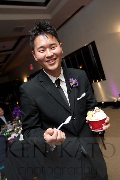 Reception, Flowers & Decor, white, purple, black, Catering, Ice, Cream, Inspiration board