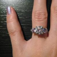 Ceremony, Reception, Flowers & Decor, Jewelry, purple, Engagement Rings, Ring, Inspiration board
