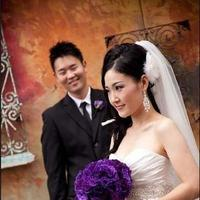 Beauty, Ceremony, Reception, Flowers & Decor, white, purple, black, Hair, Inspiration board