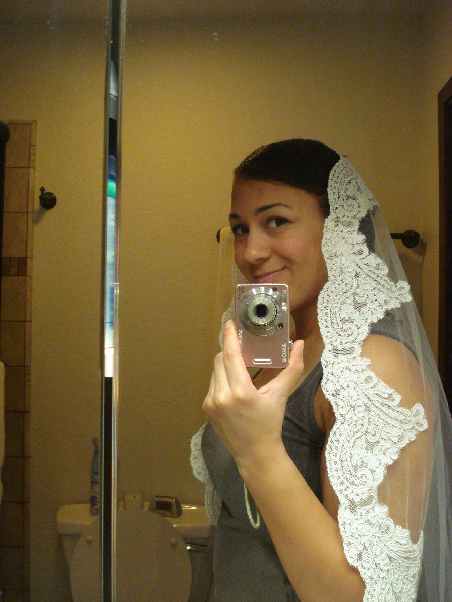 Veils, Fashion, Veil, Mantilla