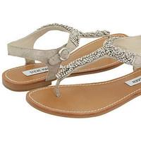Shoes, Fashion, white, silver