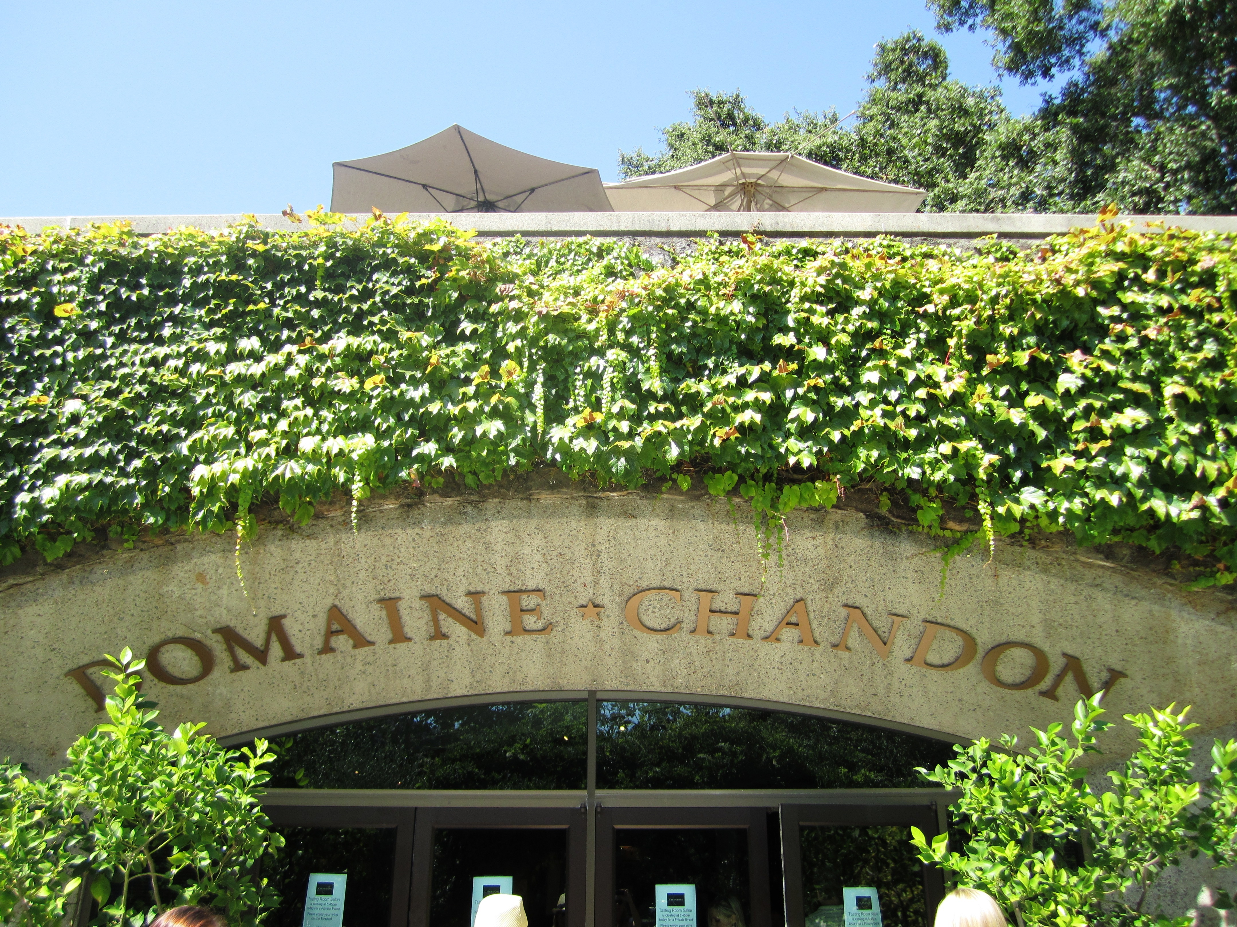 Party, Bachelorette, Wine, Napa, Tasting, Chandon, Domaine