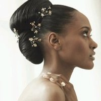 Beauty, Jewelry, black, Updo, Hair, African-american