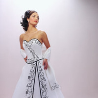 Wedding Dresses, Fashion, white, pink, black, dress
