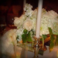 Flowers & Decor, white, gold, Centerpieces, Vintage, Flowers, Vintage Wedding Flowers & Decor, Centerpiece, Rose
