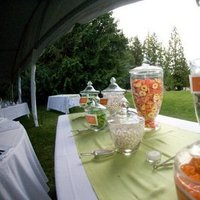Favors & Gifts, orange, green, Favors, Candy, Buffet, Bar