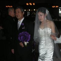 Ceremony, Flowers & Decor, Veils, Fashion, white, purple, black, Veil