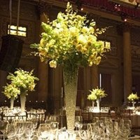 Reception, Flowers & Decor, yellow, Centerpieces, Flowers, Centerpiece