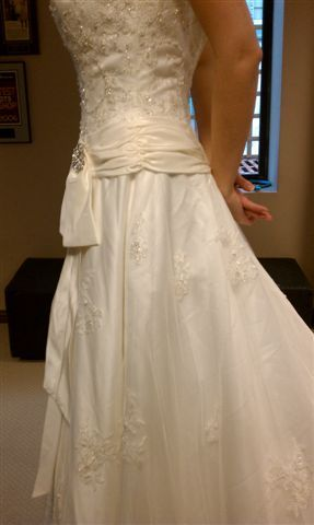 Wedding Dresses, Fashion, dress, Gown, Train, Wedding, Bridal, Strapless, Strapless Wedding Dresses, Cathedral, Length