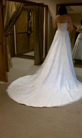 Wedding Dresses, Fashion, dress, Gown, Train, Wedding, Bridal, Strapless, Strapless Wedding Dresses, Cathedral, Length