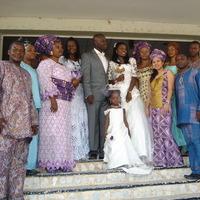 Ceremony, Flowers & Decor, purple, gold
