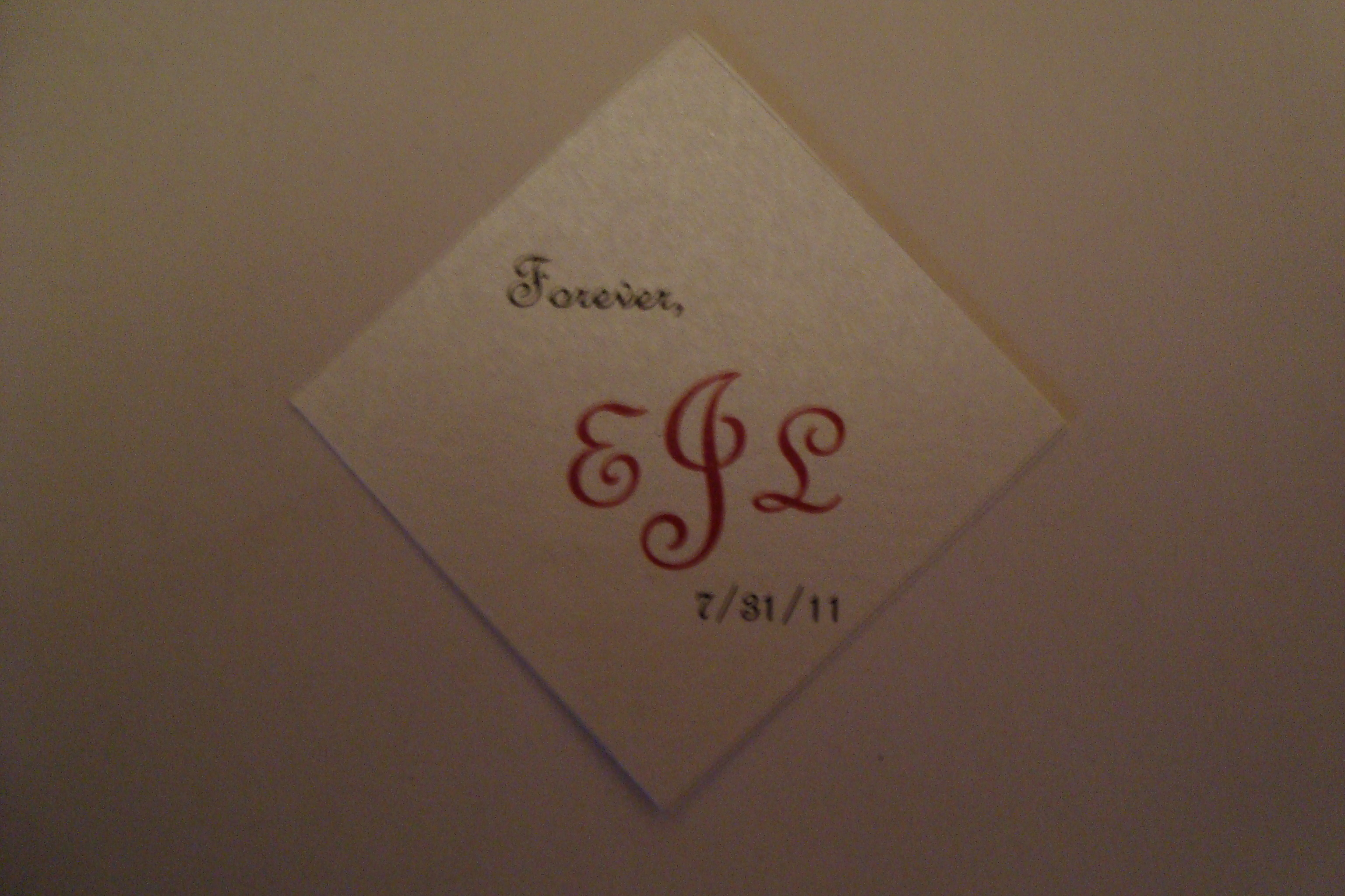 Favors & Gifts, white, red, Favors, Tags