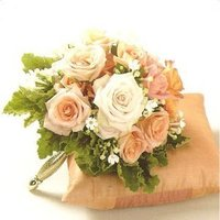 Flowers & Decor, white, orange, pink, Flowers