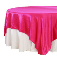 Reception, Flowers & Decor, pink, gold, Table, Fuschia, Overlays