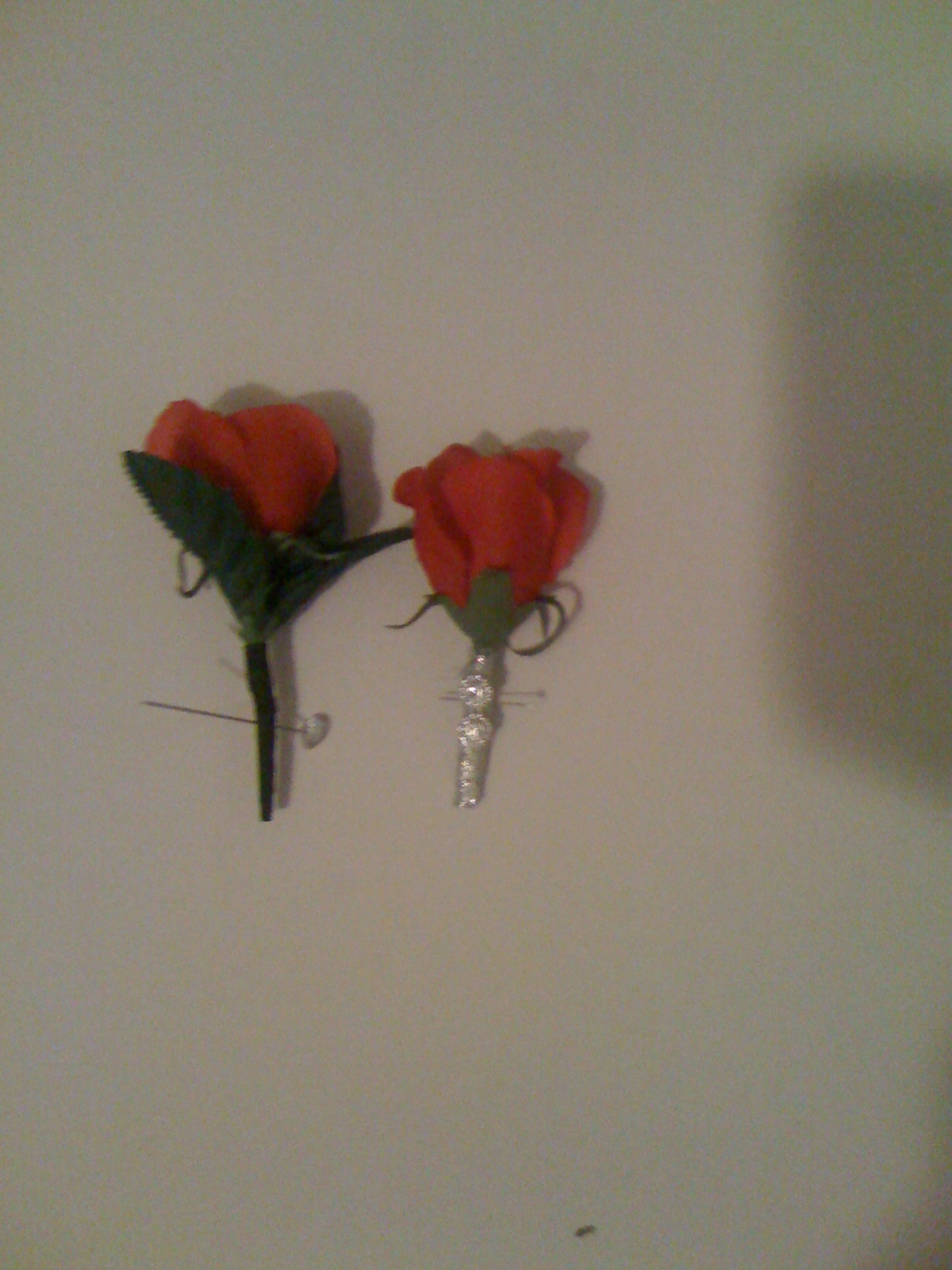 Flowers & Decor, red, Flowers, Boutonieres