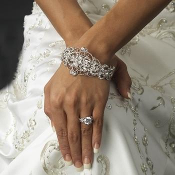 Jewelry, silver, Bracelets, Bracelet