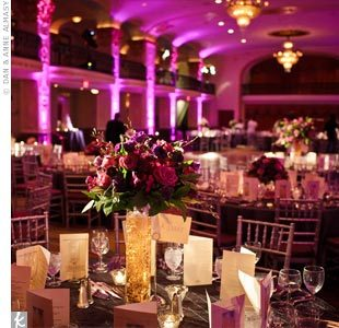 Reception, Flowers & Decor, purple, green, Flowers, Inspiration board