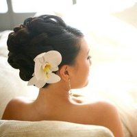 Beauty, Ceremony, Flowers & Decor, Hair