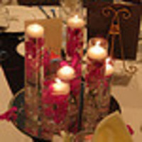 Reception, Flowers & Decor, white, Centerpieces, Flowers, Centerpiece