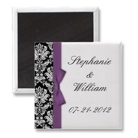 Reception, Flowers & Decor, Stationery, purple, black, Invitations, Inspiration board