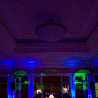 Reception, Flowers & Decor, blue, green, Flowers