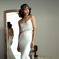 Wedding Dresses, Vintage Wedding Dresses, Fashion, dress, Vintage, Sheath, Sheath Wedding Dresses