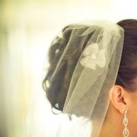 Beauty, Veils, Fashion, Updo, Veil, Hair, Broach