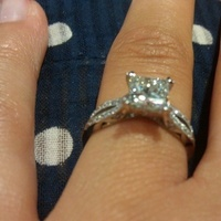 Ring, Engagement, Tacori