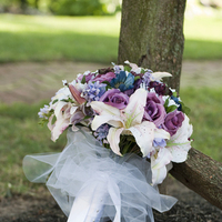 Flowers & Decor, white, pink, purple, blue, Bride Bouquets, Flowers, Bouquet, Inspiration board