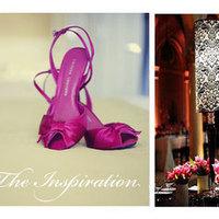 Flowers, Reception, pink, black, Inspiration board, Colors, Flowers & Decor