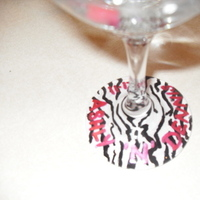 Favors & Gifts, white, pink, black, silver, Favors