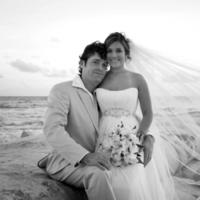 Ceremony, Flowers & Decor, Wedding Dresses, Fashion, white, black, dress