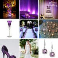 Inspiration, white, purple, black, Inspiration board