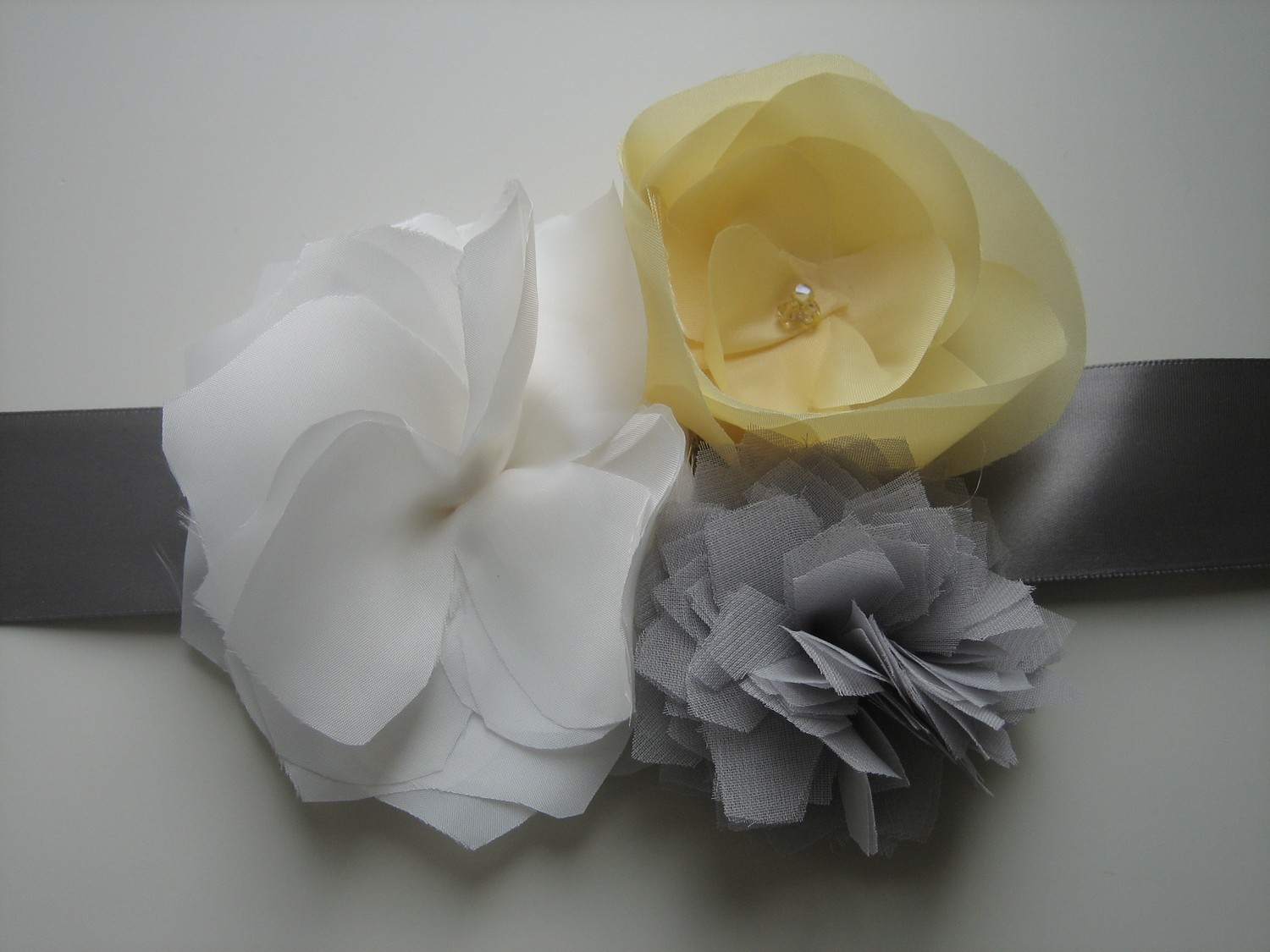 Beauty, Flowers & Decor, Bridesmaids, Bridesmaids Dresses, Wedding Dresses, Fashion, dress, Bridesmaid Bouquets, Flowers, Flower, Girl, Wedding, Bridesmaid, Hair, Bridal, Sash, Belt, Fabric, Fascinator, Handmade, Flower Wedding Dresses