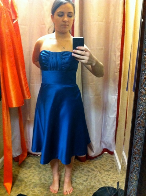 Bridesmaids, Bridesmaids Dresses, Fashion, blue, Bridesmaid, Levkoff, Bill
