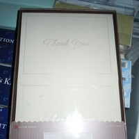 Stationery, ivory, gold, Invitations, Cards, You, Thank