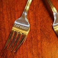 Registry, Place Settings, Forks