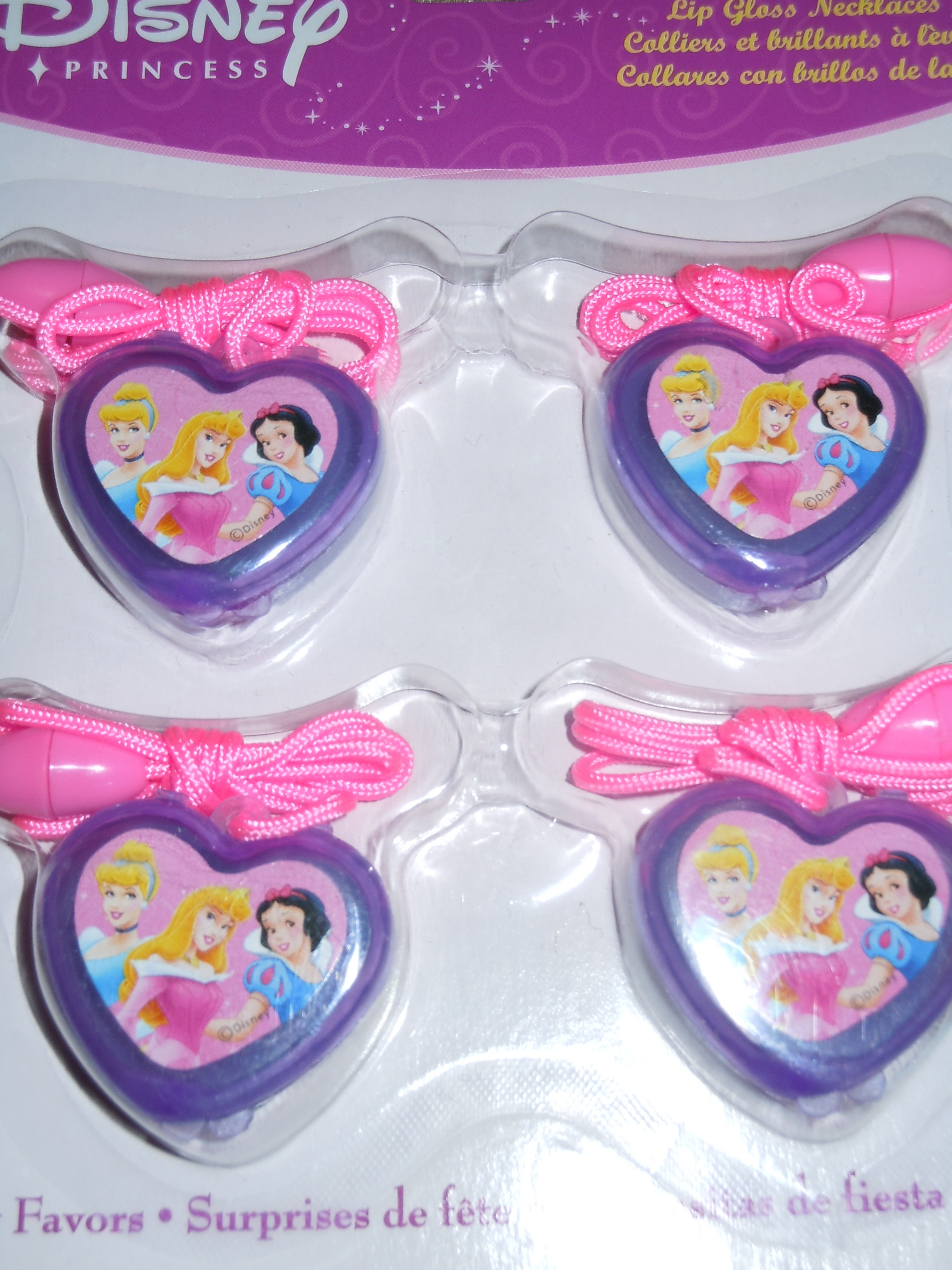 Reception, Flowers & Decor, pink, purple, Princess, Necklace, Disney, Lip, Gloss, Heart