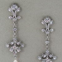 Jewelry, Earrings, B, Regina, Rh1246l