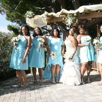 Ceremony, Flowers & Decor, Bridesmaids, Bridesmaids Dresses, Fashion, blue, silver, Inspiration board