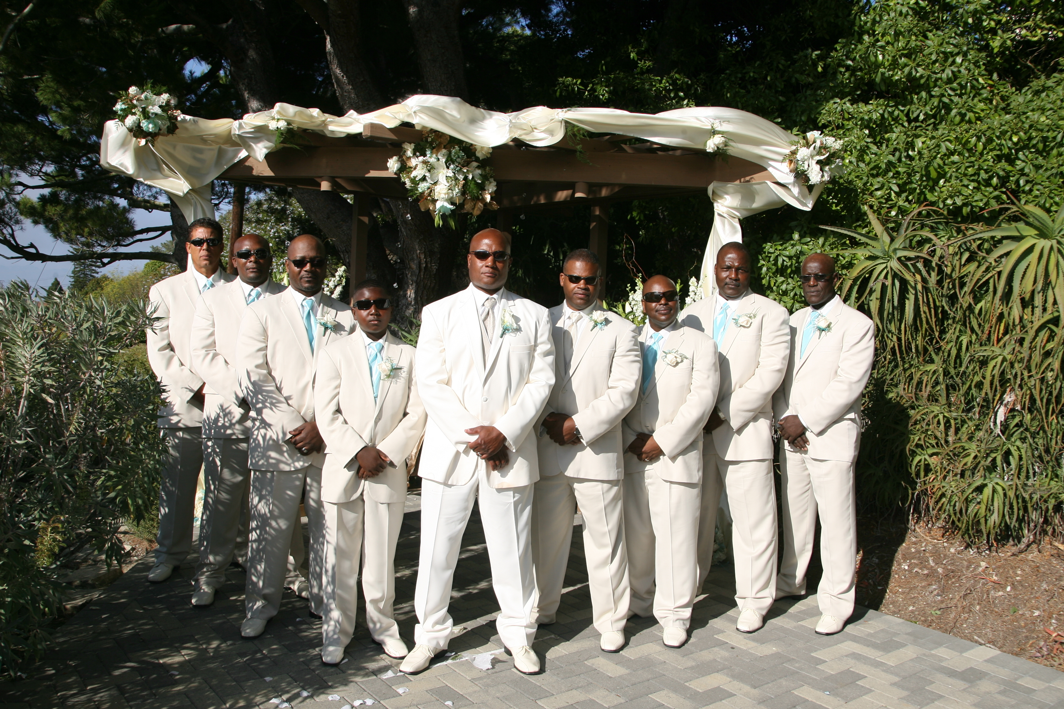 Ceremony, Flowers & Decor, Groomsmen, Groom, The, Inspiration board