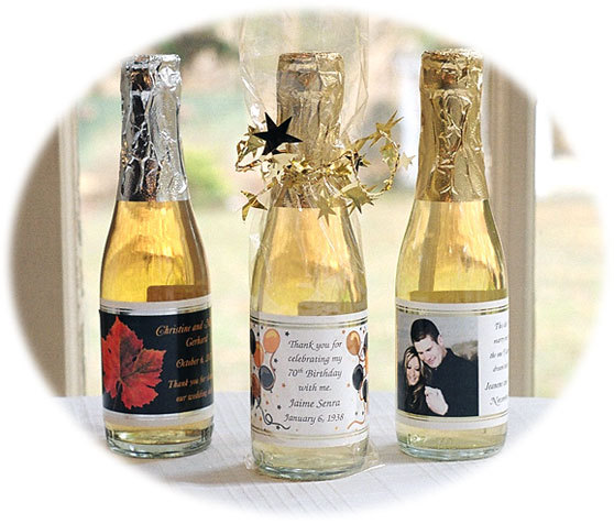 Favors & Gifts, white, Favors, Mini, Wine