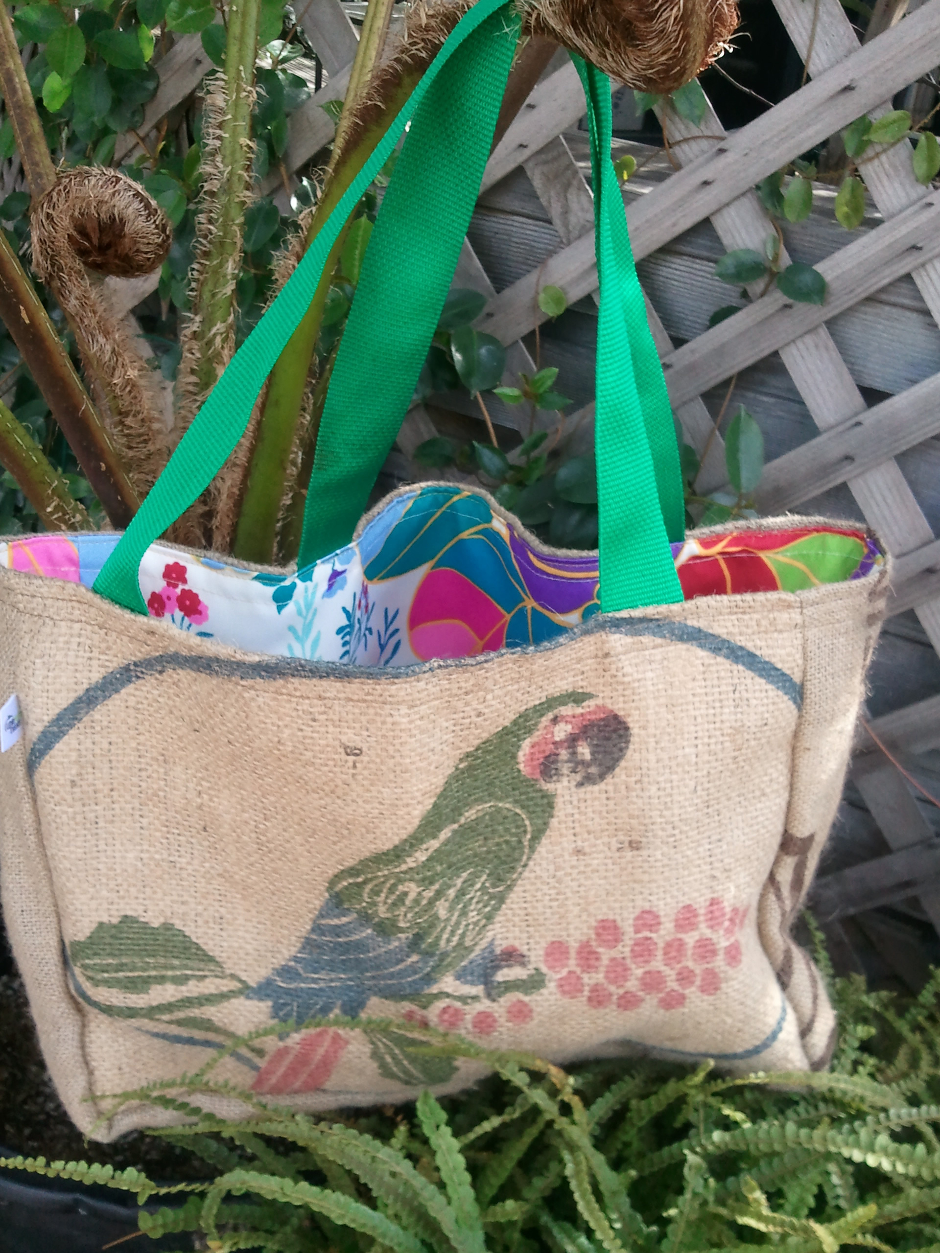 Tropical, Oot, Welcome bags