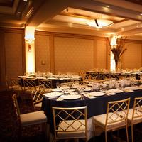 Reception, Flowers & Decor, blue, gold, Center, Pieces