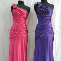 Ceremony, Flowers & Decor, Bridesmaids, Bridesmaids Dresses, Wedding Dresses, Fashion, pink, purple, dress
