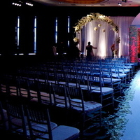 Ceremony, Flowers & Decor, white, pink, red, Ceremony Flowers, Flowers