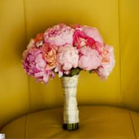 Flowers & Decor, yellow, pink, Flowers