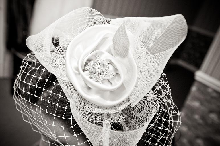 Beauty, Flowers & Decor, Veils, Fashion, Flower, Veil, Hair, Birdcage, Headpiece