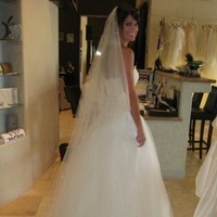 Wedding Dresses, Veils, Fashion, dress, Veil, Cathedral