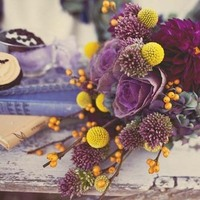 Flowers & Decor, purple, blue, green, Bride Bouquets, Flowers, Bouquet, Inspiration board